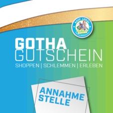 Bezahlen Sie bei uns mit dem Gotha Gutschein!